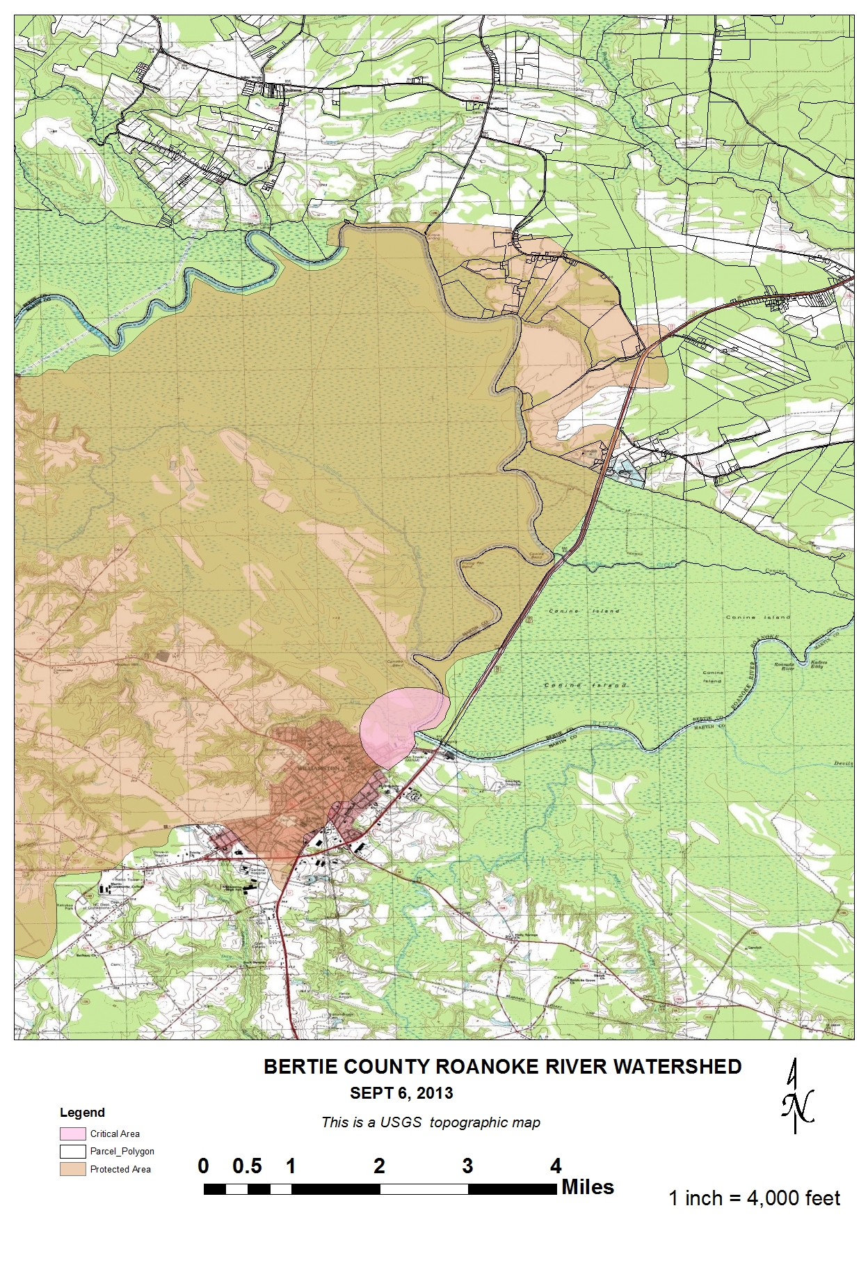 Bertie County NC - Nc flood maps